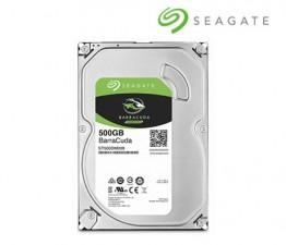 씨게이트 바라쿠다 HDD 500GB (SATA3 7200rpm 32MB)