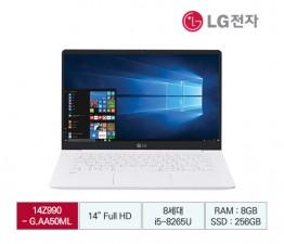 [LG전자] LG gram 14 14Z990-G.AA50ML