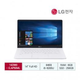 [LG전자] LG gram 14 14Z990-G.AP50ML