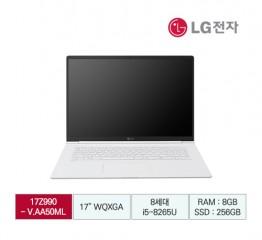 [LG전자] LG gram 17 17Z990-V.AA50ML