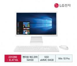 [LG전자] LG 일체형PC 22V280-B.AT10L