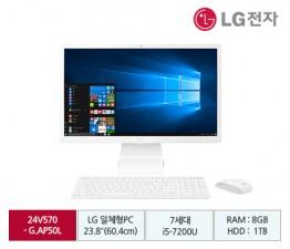 [LG전자] LG 일체형PC 24V570-G.AP50L