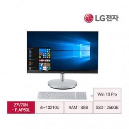 [LG전자] LG 기업용 올인원 일체형 PC 27V70N-P.AP50L