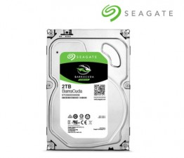 씨게이트 바라쿠다 HDD 2TB (SATA3  7200rpm 64MB)