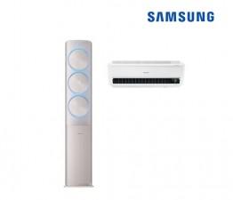 [삼성전자] 삼성 무풍 에어컨 클래식 Q9500 AF19R9970RFRS [기본 설치비 무료]