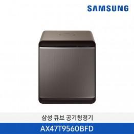 [삼성전자] 삼성 무풍 큐브 공기청정기 47㎡ AX47T9560BFD