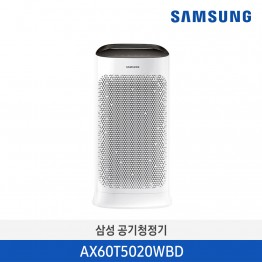 [삼성전자] 삼성 블루스카이 5000 공기청정기 60㎡ AX60T5020WBD
