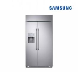 [삼성전자] 삼성 빌트인 클래딩 TBI 디스펜서형 냉장고 BRS655140SR [용량:650L]