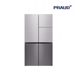 [대유위니아] 프라우드 분리보관형 냉장고 BRX907PQRS [용량:892L]