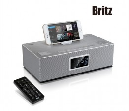 [Britz] 블루투스 스피커 BZ-M4150 (실버)
