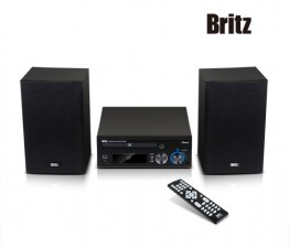 [Britz] 미니컴포넌트 BZ-MC1515B Desktop Audio