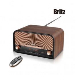 [Britz] 브리츠 레트로 블루투스 멀티플레이어 BZ-T8900