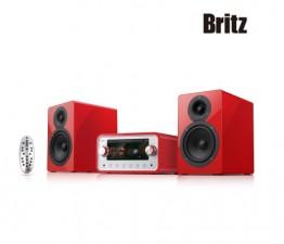 [Britz] 프리미엄 진공관 블루투스 오디오 시스템 BZ-TM780 (레드)