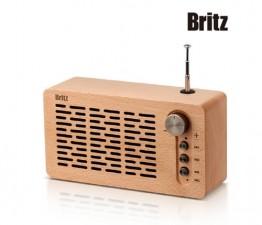 [Britz] 대나무 블루투스 스피커 BZ-W07