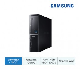 [삼성전자] 삼성 기업용 데스크탑PC DB400S8A-Z0C/C
