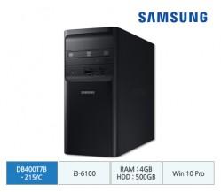 [삼성전자] 삼성 기업용 데스크탑PC DB400T7B-Z15/C [재고보유]