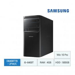 [삼성전자] 삼성 기업용 데스크탑 DB400T7B-ZFW/C [한정수량 재고보유]