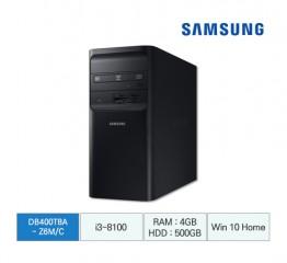 ★중급사양★ [삼성전자] 삼성 기업용 데스크탑PC DB400T8A-Z6M/C [한정수량 재고보유]