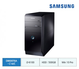 [삼성전자] 삼성 기업용 데스크탑PC DB600T6A-C14/C [재고보유]