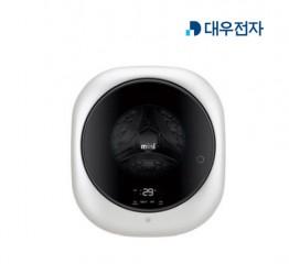 [대우전자] 대우 미니 벽걸이 드럼 세탁기 DWD-35MCWC [용량:3.5kg]