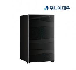 [대우전자] 대우 클라쎄 미니 인테리어 냉장고 FR-A121RMB [용량:118L]
