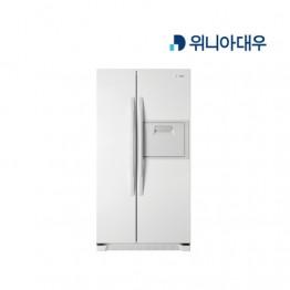 [대우전자] 대우 클라쎄 양문형 냉장고 FR-S552SRDWE [용량:550L]