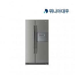 [대우전자] 대우 클라쎄 세미 빌트인 냉장고 FR-S552SRESE [용량:550L]