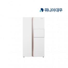 [대우전자] 대우 클라쎄 인테리어 냉장고 FR-T722QRAW [용량:718L]