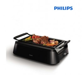 [PHILIPS] 필립스 적외선 전기그릴 HD6370/90