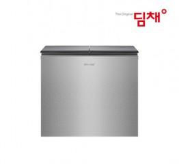 [대유위니아] 딤채 뚜껑형 김치냉장고 HDL22CESPSS [용량:221L]