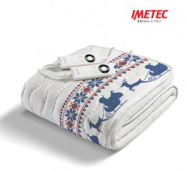 [imetec] 이메텍 인텔리히트 순면 전기요 싱글 IMC-623