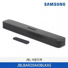 [삼성전자] JBL Bar 2.0 All-in-One JBLBAR20AIOBLKAS