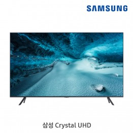 [삼성전자] 삼성 Crystal UHD TV KU75UT8050FXKR