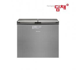 [대유위니아] 딤채 뚜껑형 김치냉장고 NDL22BFECSS [용량:221L]