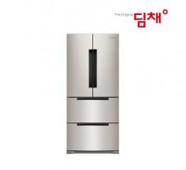 [대유위니아] 딤채 스탠드형 김치냉장고 NDQ48CLMMSS [용량:467L]