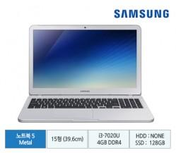 [삼성전자] 삼성 노트북5 Metal  NT550XAA-K34L