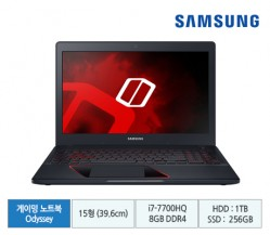 [삼성전자] 삼성 게이밍 노트북 Odyssey NT800G5H-Y78L