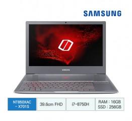 [삼성전자] 삼성 노트북 Odyssey Z NT850XAC-X701S [한정수량 재고보유]