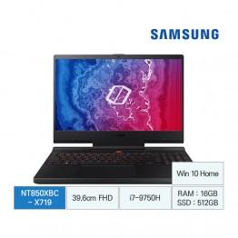 [배송지연][Galaxy ACADEMY][삼성전자] 삼성 오디세이 노트북 NT850XBC-X719