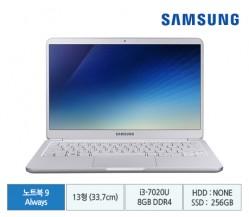 [삼성전자] 삼성 노트북9 Always  NT900X3T-K38L