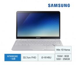 [삼성전자] 삼성 노트북 Pen NT930QBE-K38