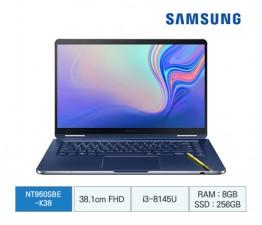 S'아카데미★[삼성전자] 삼성 노트북 Pen S NT950SBE-K38