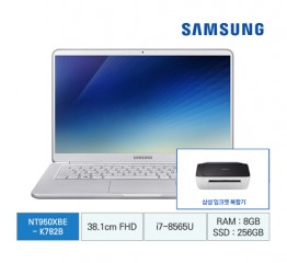 S'아카데미 프린트 패키지★[삼성전자] 삼성 노트북 9 Always NT950XBE-K782P
