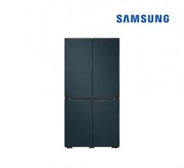 [삼성전자] 삼성 BESPOKE 비스포크 냉장고 RF85R901334 [용량:871L]