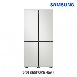 [삼성전자] 삼성 BESPOKE 프리스탠딩 냉장고 RF85R96A1AP [용량:845L]