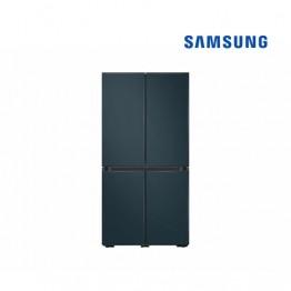 [삼성전자] 삼성 BESPOKE 비스포크 냉장고 RF85R98B234 [용량:840L]