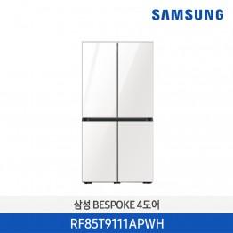 [삼성전자] 삼성 BESPOKE 비스포크 냉장고 RF85T9111APWH [용량:871L]