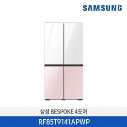 [삼성전자] 삼성 BESPOKE 비스포크 냉장고 RF85T9141APWP [용량:870L]