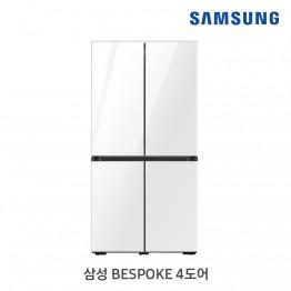 [삼성전자] 삼성 BESPOKE 냉장고 RF85T92M1APWH [용량:849L]