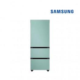 [비스포크기획전][삼성전자] 삼성 BESPOKE 키친핏 김치냉장고 RQ33R742202 [용량:313L]